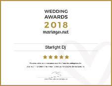 Wedding Awards Starlight DJ Toulouse